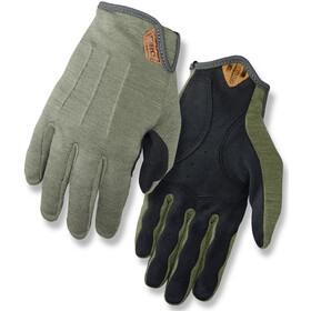 Giro D'Wool Gloves Men mil spec olive